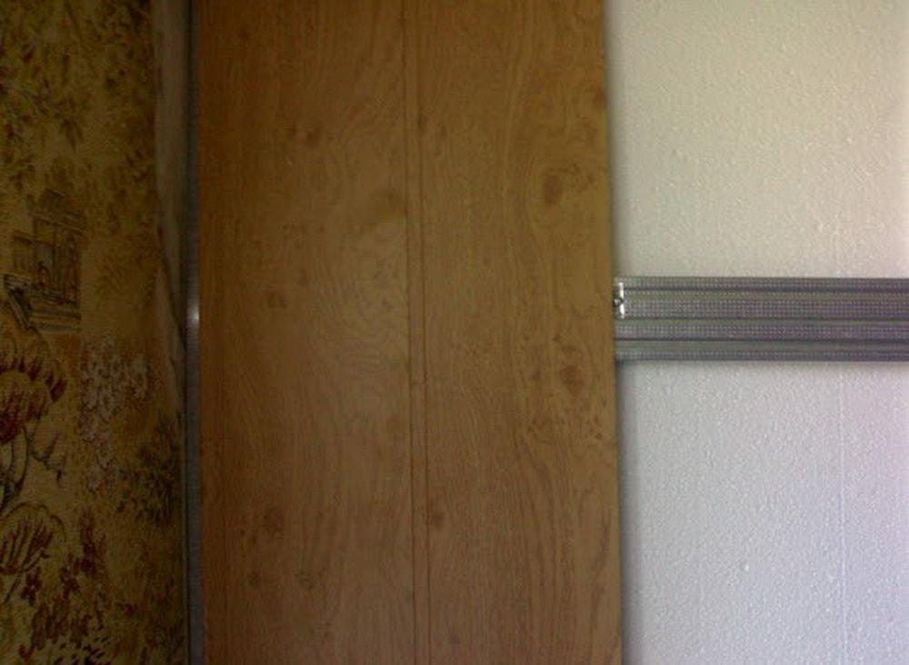 Монтаж панелей МДФ и отделка стен панелями